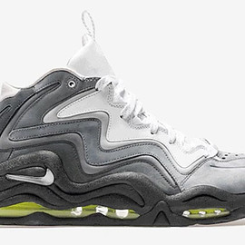 NIKE - Air Pippen 1 - White/Grey/Black/Volt?
