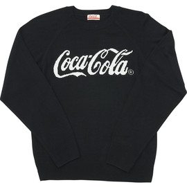 Coca-Cola - Coca-Cola acrylic knit sweater