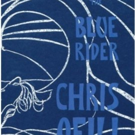 Chris Ofili - The Blue Rider