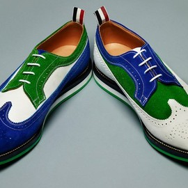 THOM BROWNE - 2013ss-shoes