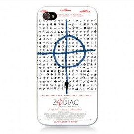 hallomall - Movie Theme Collection Phone Case For IPhone 4/4S -Zodiac