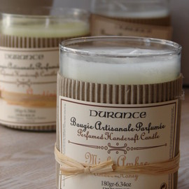 DURANCE - handcraft Candle