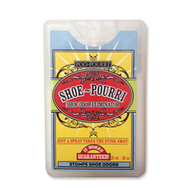 Poo-Pourri - Shoe pourri pocket