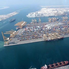 Sharjah Port
