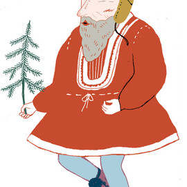 CAMILLA ENGMAN - CHRISTMAS ILLUSTRATION