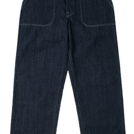 Mash - US NAVY M-44 Denim Trousers
