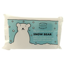Artisans Biscuits - My favourite bear-Snow Bear Biscuits