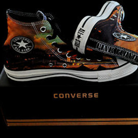 CONVERSE - Converse Pink Floyd Animals Cover Rare Chuck Taylor All Star