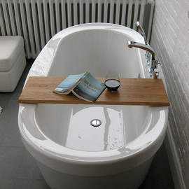BlisscraftandBrazen - Wood Bath Tray