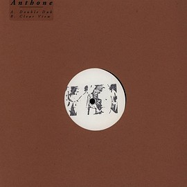 """Anthone - Double Dub / Clear View (Vinyl, 10"""", Limited Edition) [Weevil Neighbourhood]"""