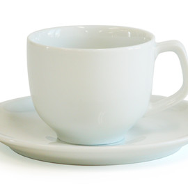 Coup cup & saucer / Design by Konstantin Grcic