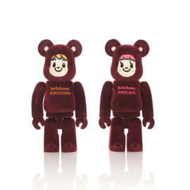 MEDICOM TOY - BE@RBRICK 01 TAROUT SPECIAL for OPENERS 2012