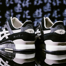 ASICS, Kicks Lab. - Gel-Lyte III - KL-SHINOBI