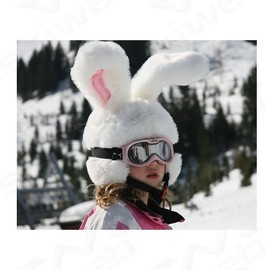 skiweb - rabbit ski helmet cover