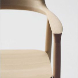 マルニ - HIROSHIMA arm chair