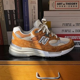 New Balance - new balance 992 × packer