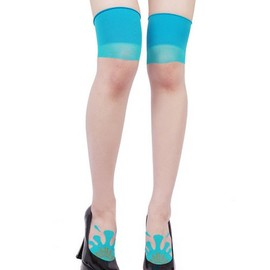 "Sister - swan""G"" kneehigh socks"