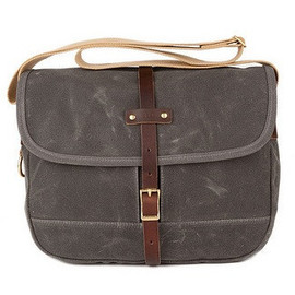 Archival Clothing - Archival Sm. Field Bag - Gray