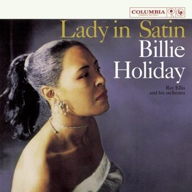 Billie Holiday - Lady In Satin