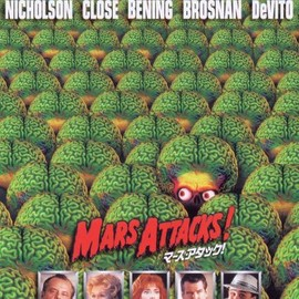 Tim Burton - Mars Attacks!