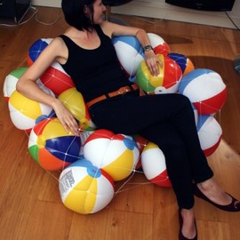 Dominic Wilcox - Beach Ball Chair