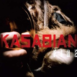 Kasabian - Fire [10 inch Analog]