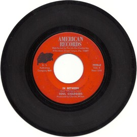Soul Chargers featuring William Wright - Charge it up baby / In between