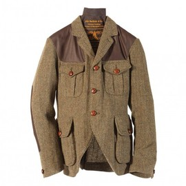 Barbour - The Beacon Heritage Range Tweed Jacket