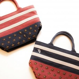 Ron Herman - USA STUDS TOTE New Arrival