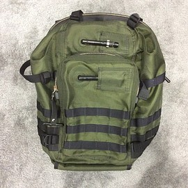 DUI - E&R Waterproof Backpack - O.D.