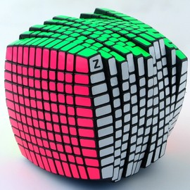 Stock Yeah - 11x11 Speed Cube Puzzle