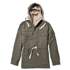 APOLIS - Standard Issue Canvas Reversible Anorak