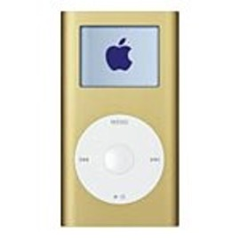Apple - Apple iPod mini 4GB - Gold [M9437B/A]