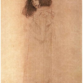 Gustav Klimt - drawing