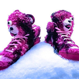 "adidas - Jeremy Scott x adidas ""Bad BeAr"" by Revive Customs"