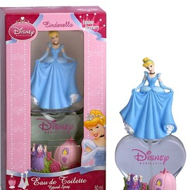 Disney Cinderella 3D Collection Eau-de-toilette Spray, 1.7-Ounce