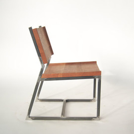 Bomb Factory Furniture - The L7 Dining Chair