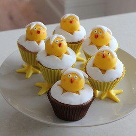 KATE - Cupcakes: The Easter Hatchery