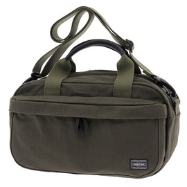 PORTER - Beat Boston Bag (Available in BLack, Green, Beige)