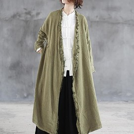 Coat Women, Loose Fitting Coat, Jacket for Women, Oversized Women Clothing