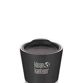 Klean Kanteen - Insulated Tumbler in 8oz Shale Black Color