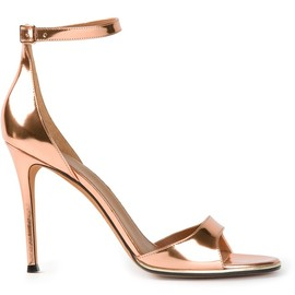 GIVENCHY - metallic sandal