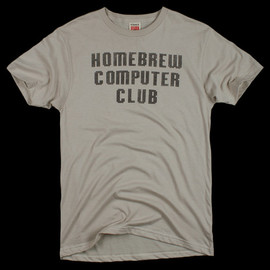 HOMAGE - Homebrew Computer Club T-shirt