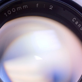 Canon - CANON LENS 100mm f:2 (S-mount)