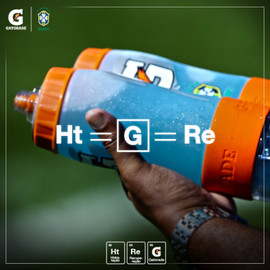 Gatorade - Smart Bottle for FIFA World Cup 2014's Brazil Team