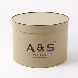 ARTS&SCIENCE - Original Hat Box (Gray)