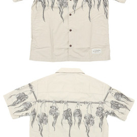 NEIGHBORHOOD - SHRUNKENHEADS/C-SHIRT.SS(半袖シャツ)BEIGE215-001198-046-【新品】【smtb-TD】【yokohama】