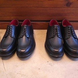REGAL Shoe&Co - U Tip Shoes