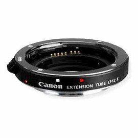 Canon - Canon EF 12 Lens Extension Tube II