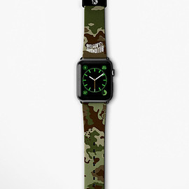 BILLIONAIRE BOYS CLUB, Casetify - CAMO APPLE WATCH BAND